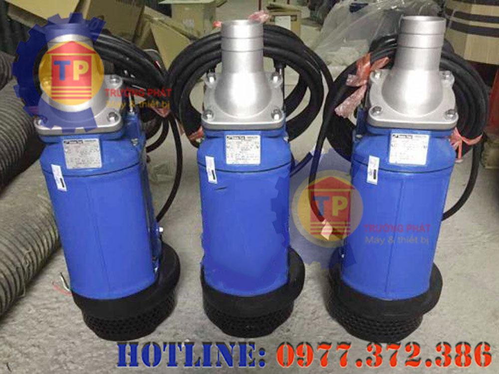 Top 5 sự cố thường gặp khi sử dụng máy bơm chìm nước thải