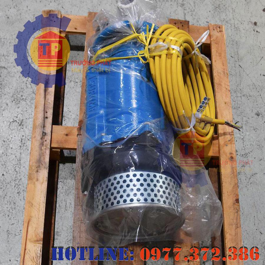 Hướng dẫn lắp đặt máy bơm chìm nước thải Tsurumi