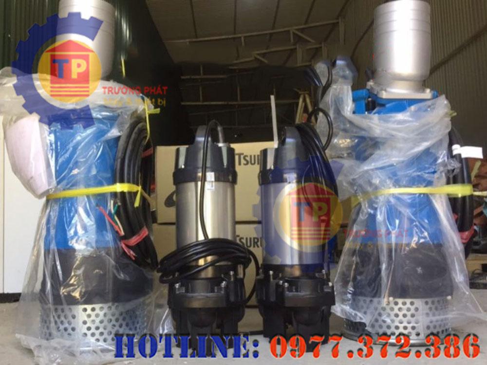 máy bơm nước chìm của Nhật nhập khẩu